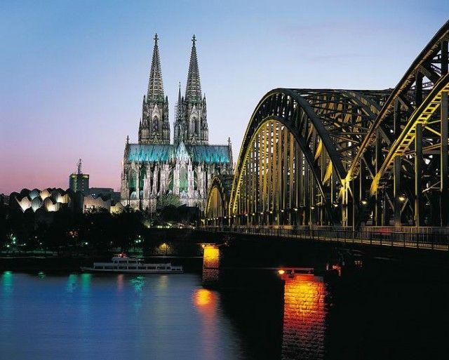 Plavba po metropolích na Rýnu s českým delegátem