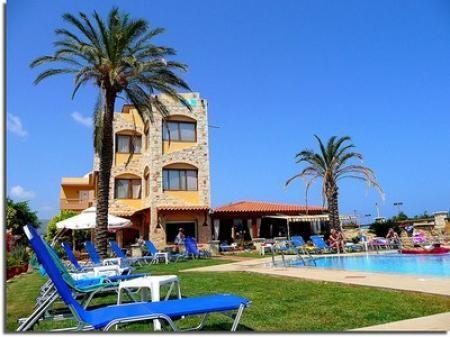 Danelis Studios & Apartments Malia Crete