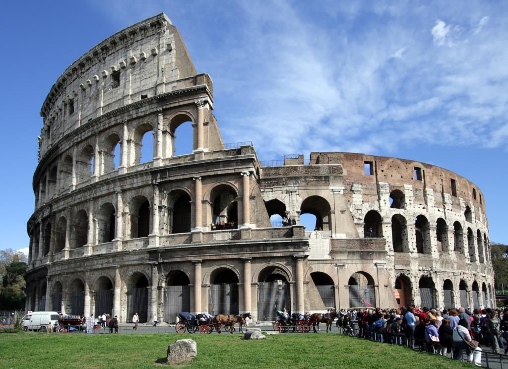 Řím - Blu Roma
