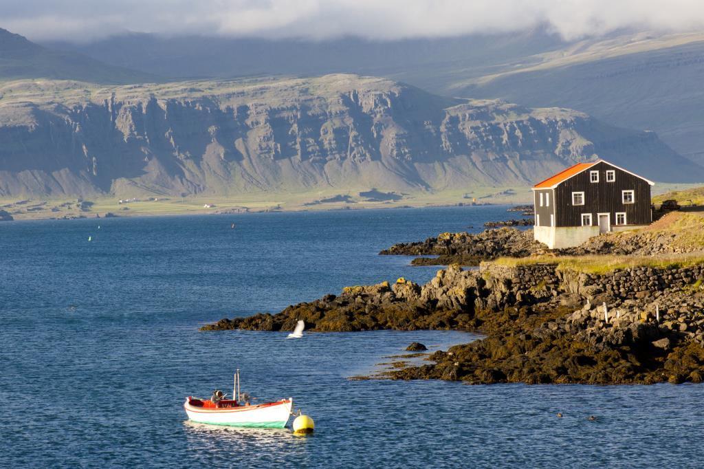 Island - letecký eurovíkend s česky hovořícím průvodcem