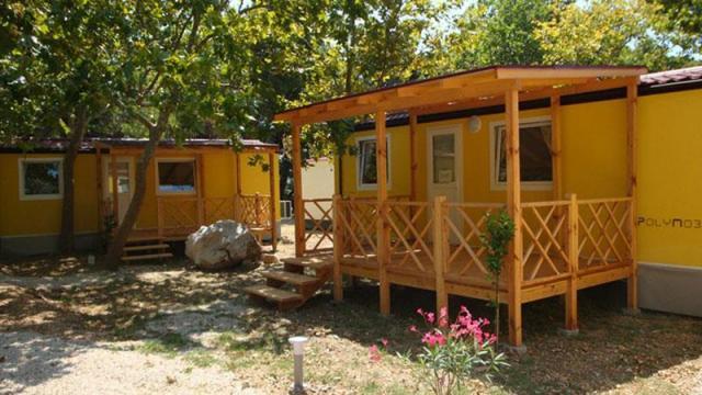 Kemp Perna - mobil home