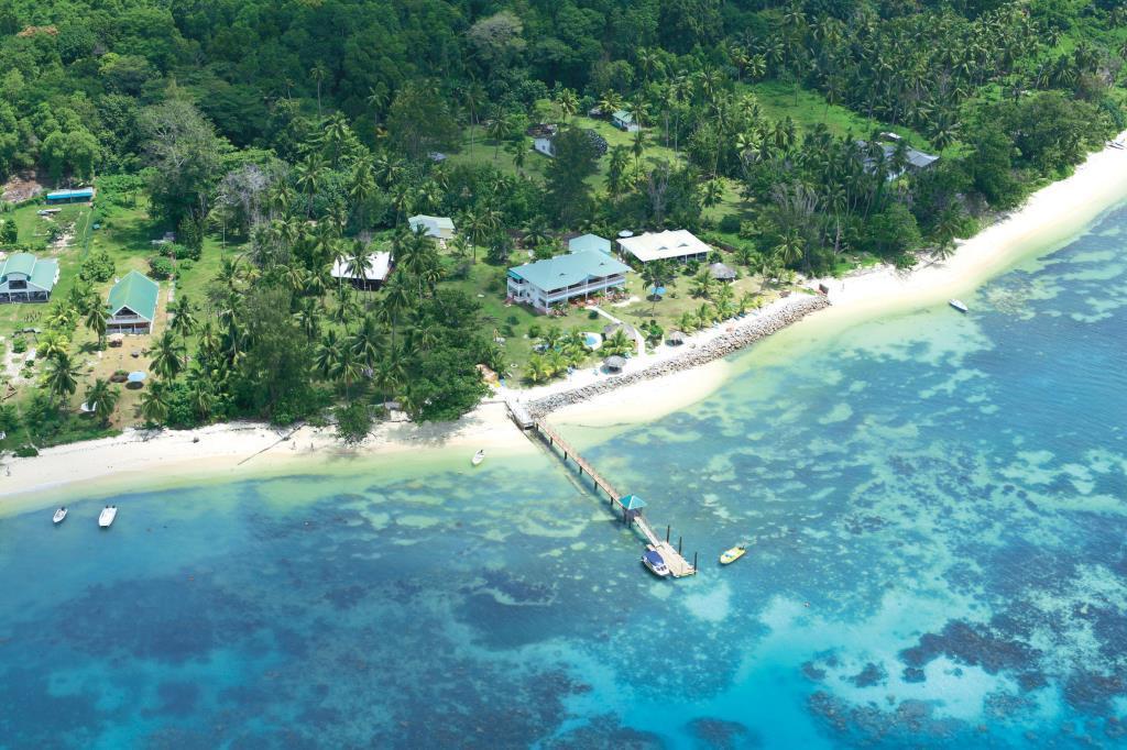 Habitation Cerf Island