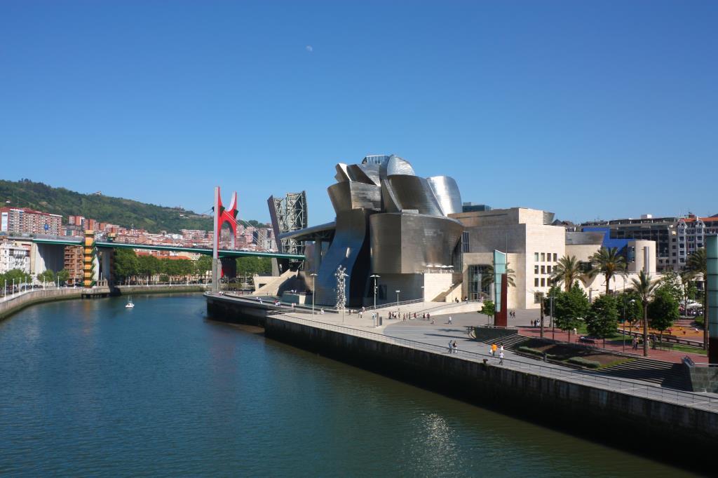 Bilbao - Letecký eurovíkend s česky hovořícím průvodcem - Holiday Inn Bilbao