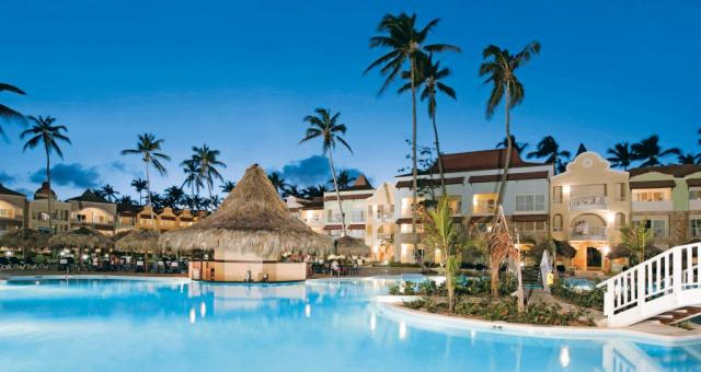 Grand Palladium Palace Resort & Spa