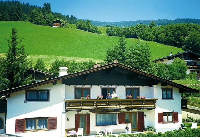Ferienhaus Hinterronach