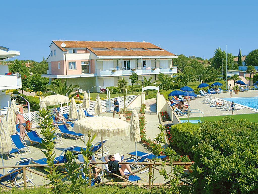 Prázdninový komplex La Buca del Gatto
