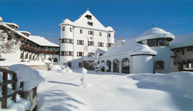Ferienhotel Schloss Rosenegg
