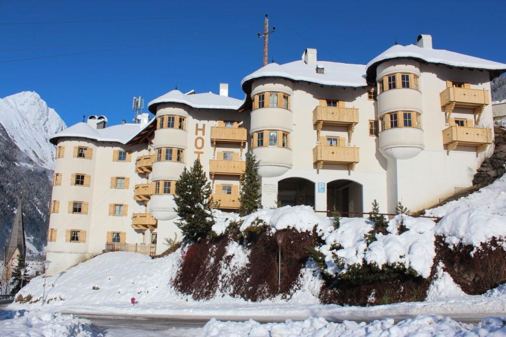 Hotel a apartmány Goldried a Goldriedpark