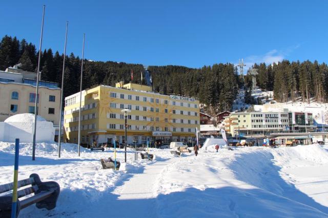Posthotel Holiday villa