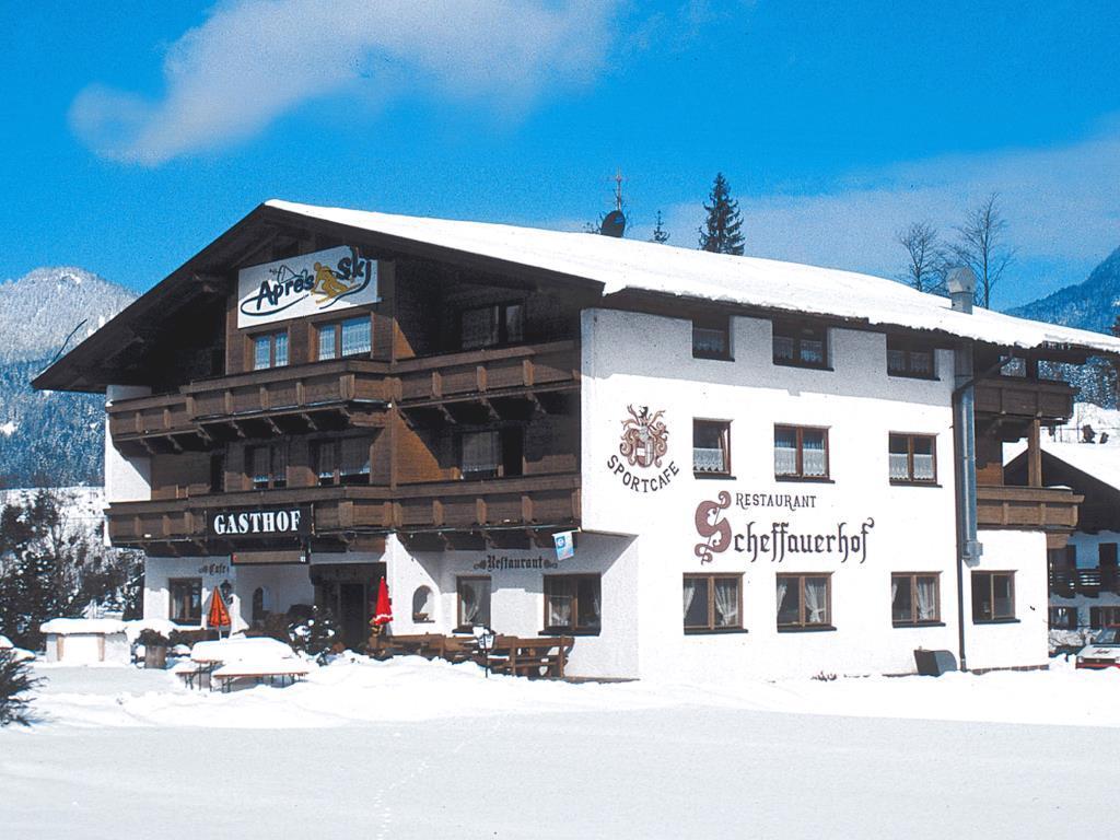 Apartmánový dům Scheffauer Hof
