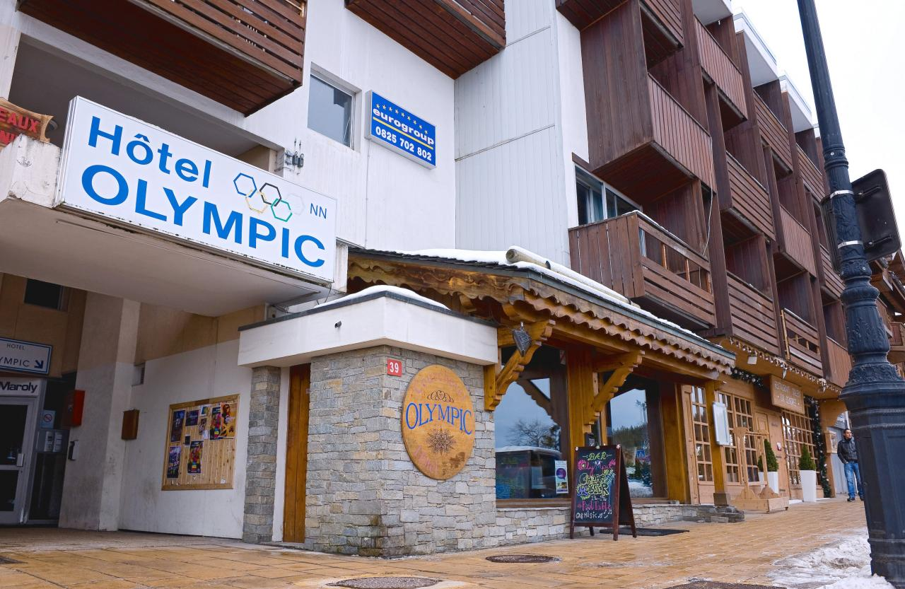 Courchevel Olympic