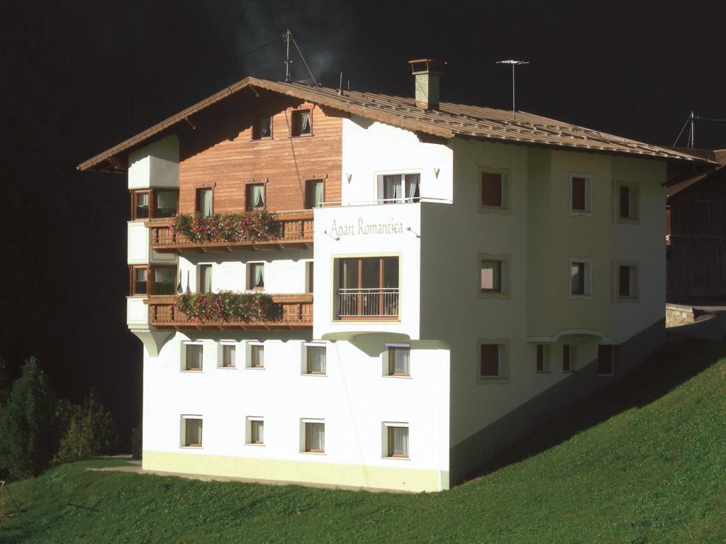 Apartmány Romantica