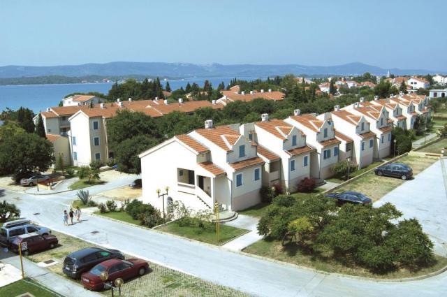Apartmány Croatia & hotel Alba