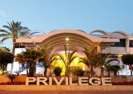 Leonardo Privilege, Eilat