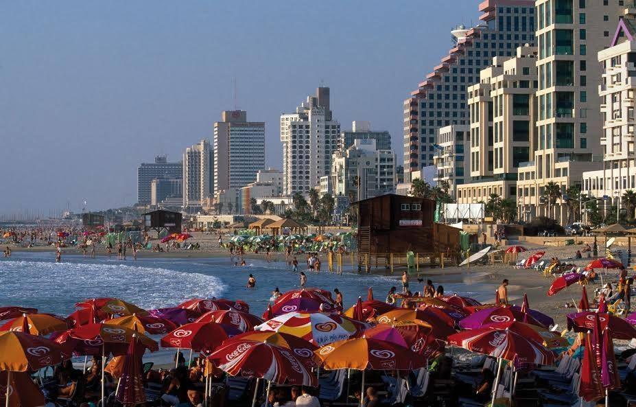 Tel Aviv (Olympia) víkend