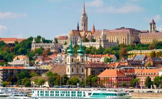 Danubius Health Spa Helia Budapest-City Break