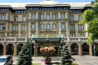 Danubius Grand hotel Margitsziget-City Break