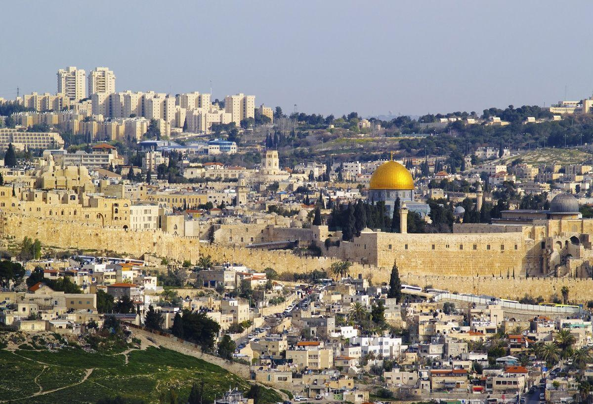 Jeruzalém (Grand Court) víkend