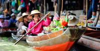 Velkoměsto Bangkok a tajemné chrámy Angkoru v Kambodži