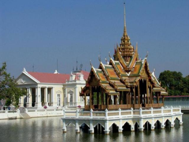 Thajská kralovská města a tropické letovisko Hua Hin
