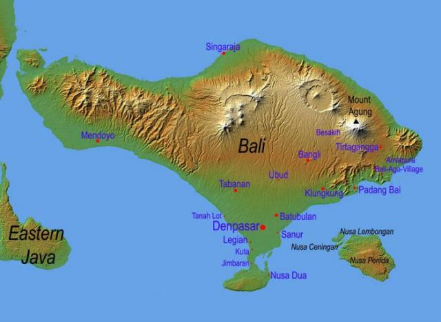 Trek za sopkami na ostrov Jáva a Bali