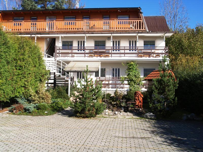 Penzion Zelený dům