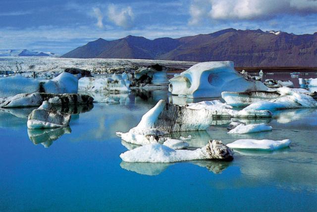 Island - velký okruh zemí ohně a ledu