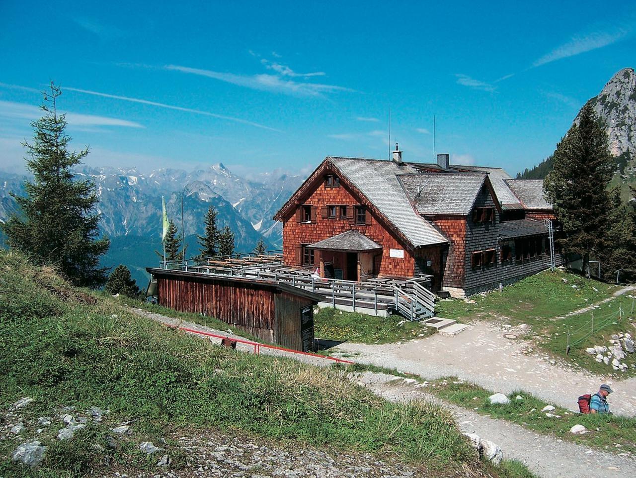 Zillertálské Alpy, jezero Achensee a údolí Alpbachtal