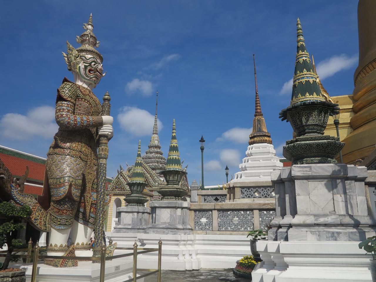 Severní i jižní Thajsko - velký okruh
