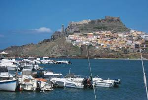 Jarní Sardinie