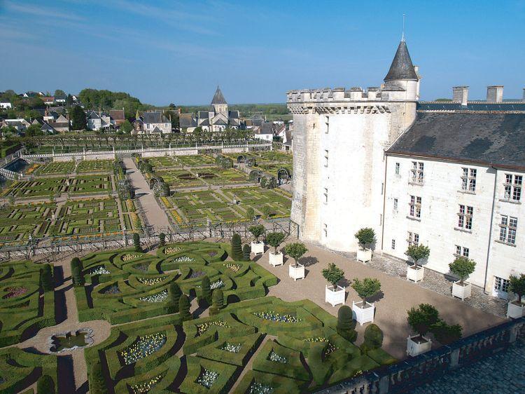 Turistické lahůdky Francie, zámky na Loiře, Bretaň, Normandie