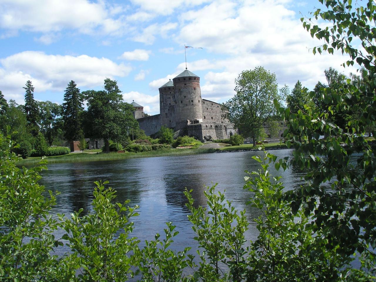 Finsko - země tisíců jezer