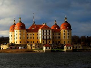 Moritzburg a Drážďany
