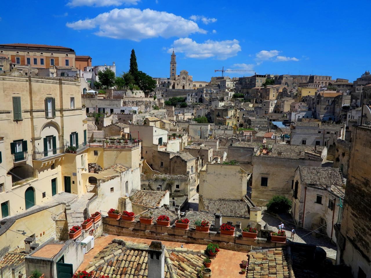 Krásy Apulie a Basilicaty