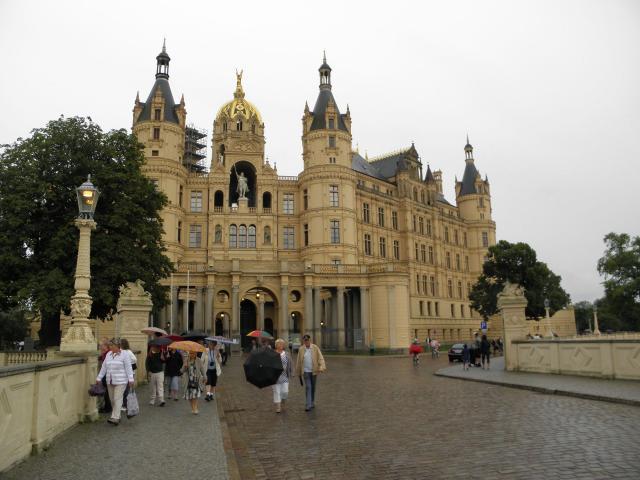 Zámky a hanzovní města severního Německa, ostrov Rujána a pohoří Harz