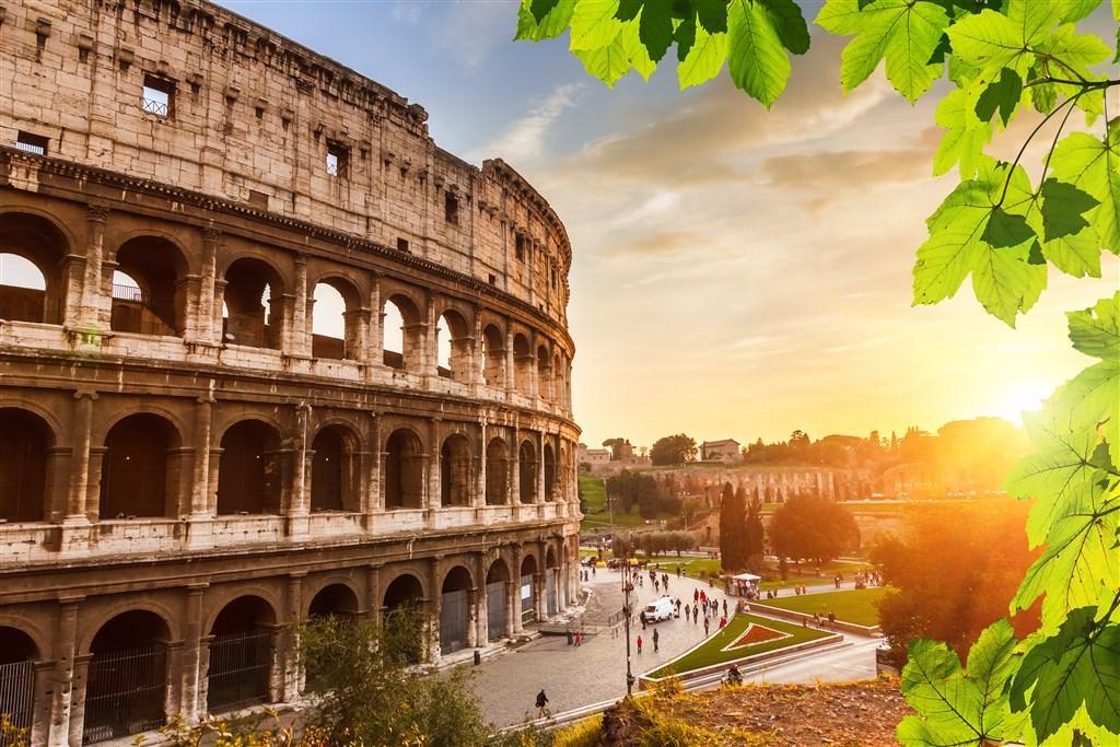 Řím – věčné město, s přenocováním
