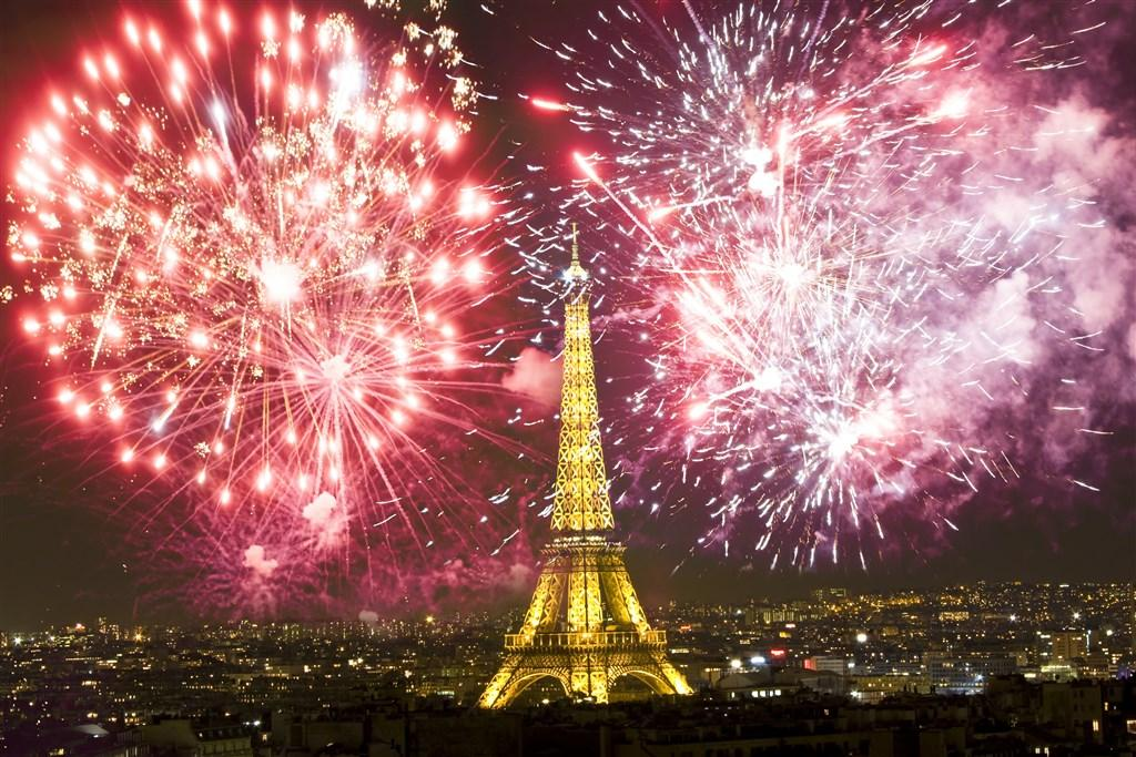 Paříž - Silvestr