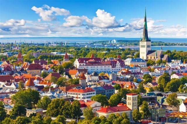 Krásy pobaltských republik s možným výletem do Helsinek