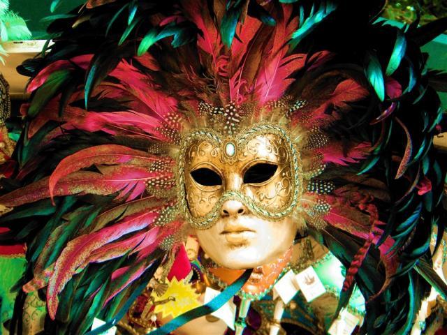 Benátky – karneval s přenocováním