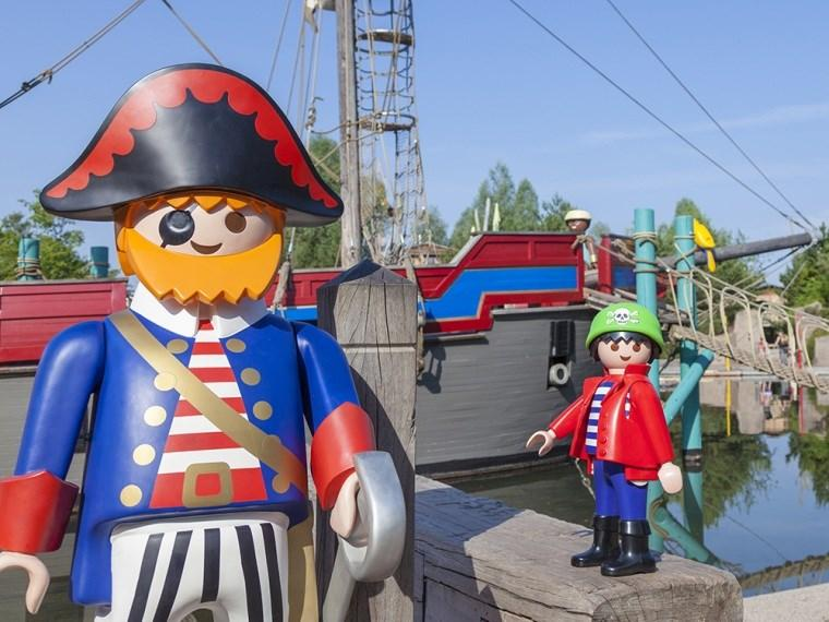 Playmobile Fun Park