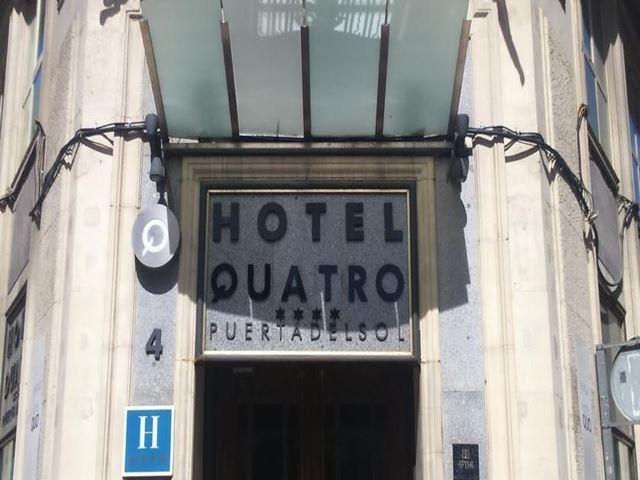 Quatro Puerta Del Sol Hotel