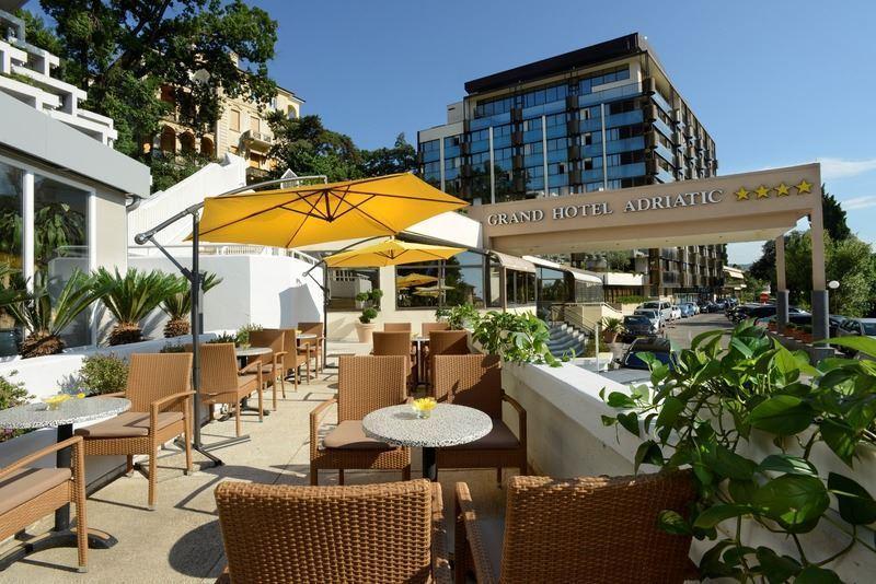 Grand Hotel Adriatic I., II.