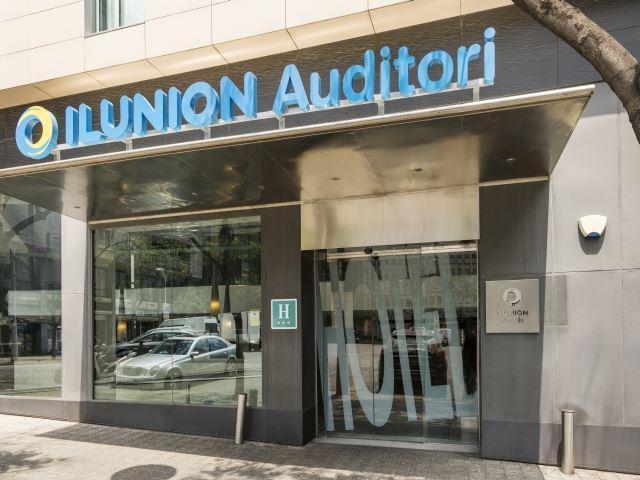 Ilunion Auditori Hotel