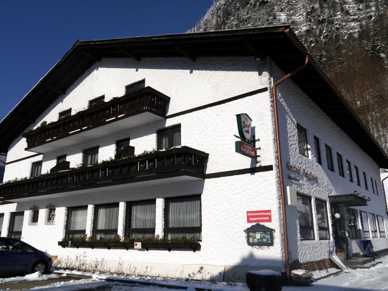 Hallstatt - Apartmány Gasthof Bergfried