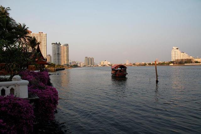 Thajsko/Bangkok - okružní cesta