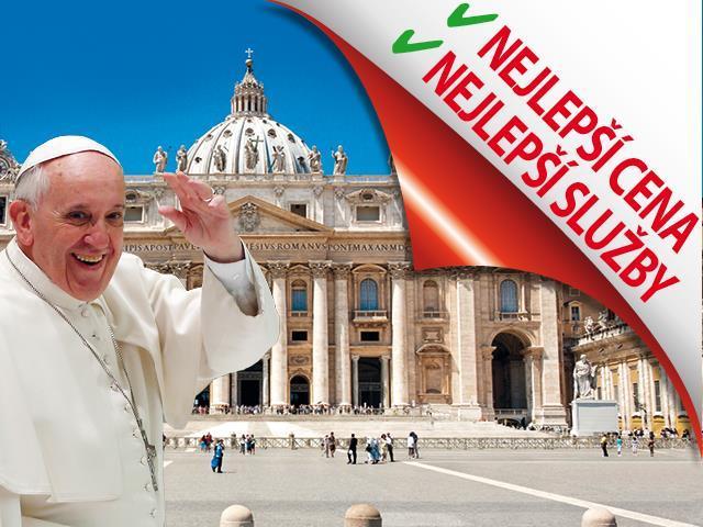 Itálie/Řím - Jubilejní okružní cesta Toskánskem