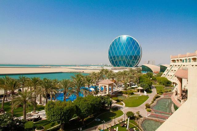 Dubaj - okružní cesta