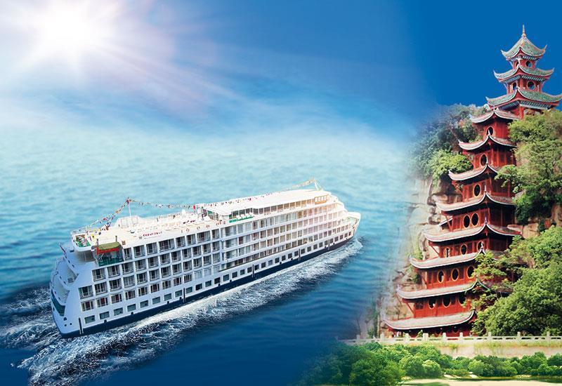 Čína s plavbou po řece Yangtze