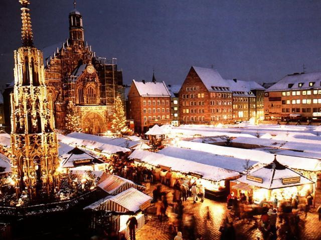 Poznejte krásy Vánoc v romantické Vídni a projděte si vyhlášené adventní trhy