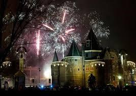 Silvestr v Amsterdamu + dárek sektu do páru